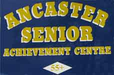 The Ancaster Senior Achievement Centre located in Alberton.